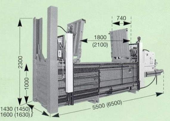 Balenpers HSM 35/2100