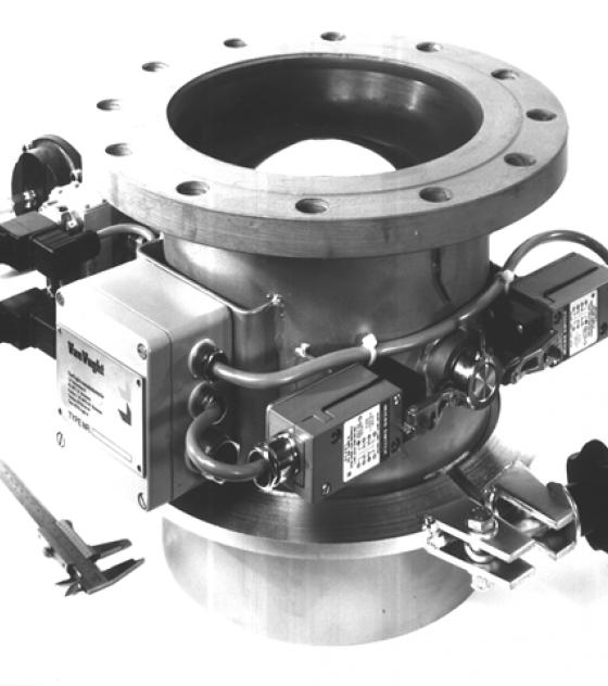 Spherical segment valve