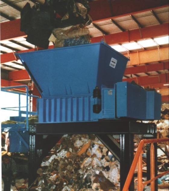 Shredder B1350